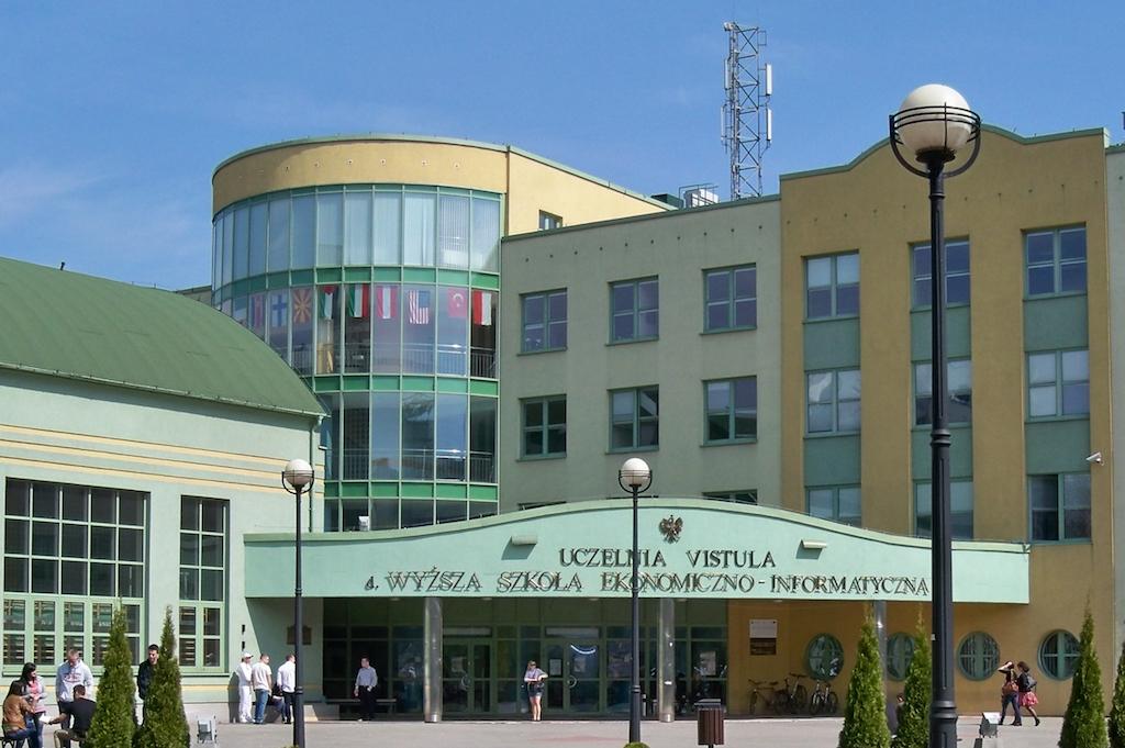 Университет Вистула – Vistula (ВАРШАВА)