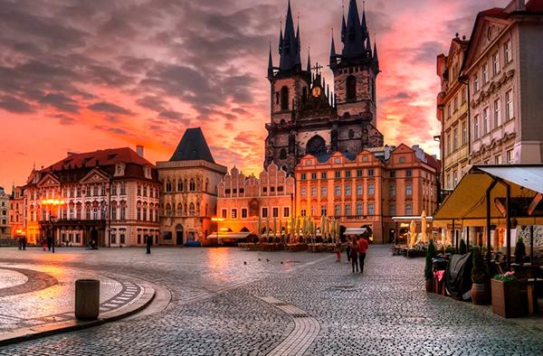 Чехия: экскурсионные туры из Алматы и Нур-Султана