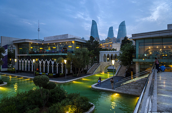 ТУРЫ В Азербайджан!