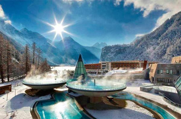Термальный курорт Ялова от 93 000 тенге
