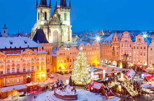 Рождественская и Новогодняя Прага от 185 000 тенге
