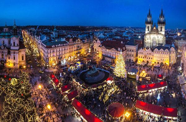 Рождественская и Новогодняя Прага от 193 000 тенге