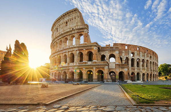 Италия: шоппинг в Риме