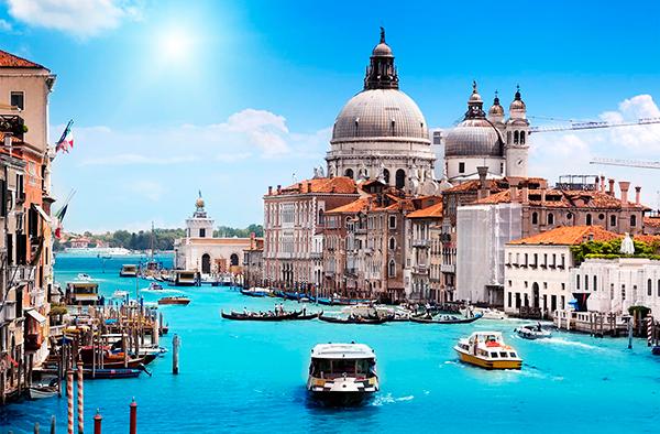 Италия из Алматы от 279 000 тенге