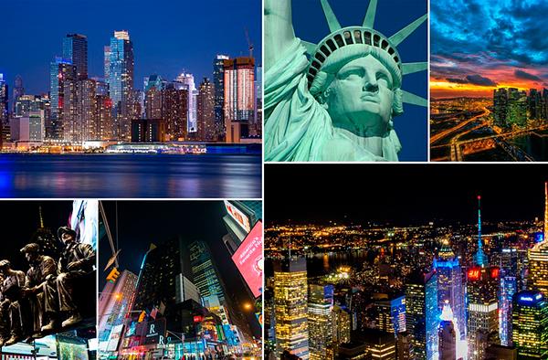 Экскурсионные туры в США