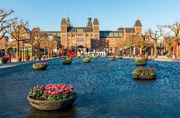 Групповой тур в Нидерланды на Парад цветов 11.04-17.04!