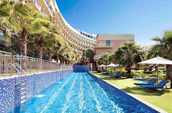ОАЭ! Праздник Наурыз в Rixos The Palm Dubai Hotel & Suites со скидками до 40%