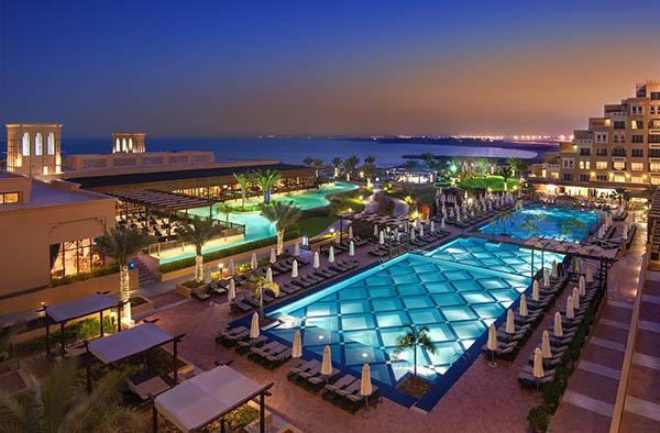 ОАЭ! Лучшие предложения отеля Rixos Bab Al Bahr!