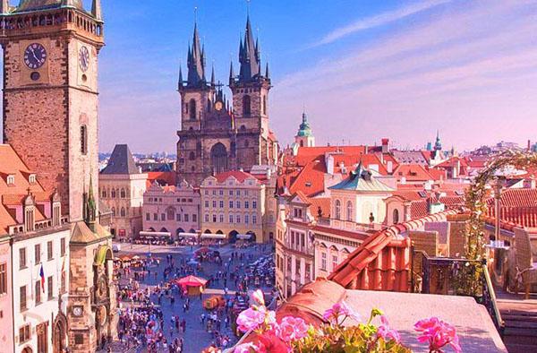 Подборка туров в Прагу