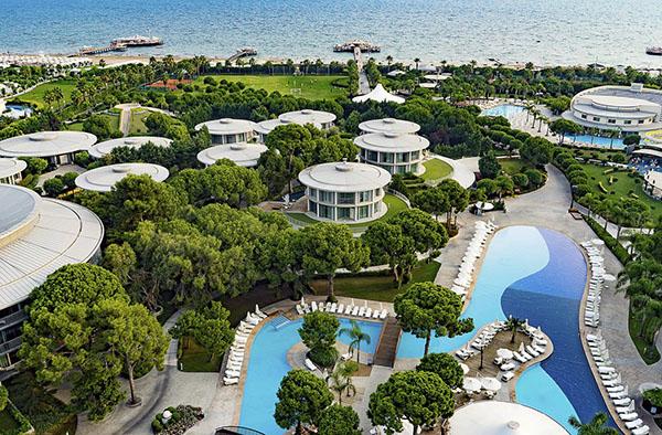 Специальное предложение для детей в отеле Calista Luxury Resort