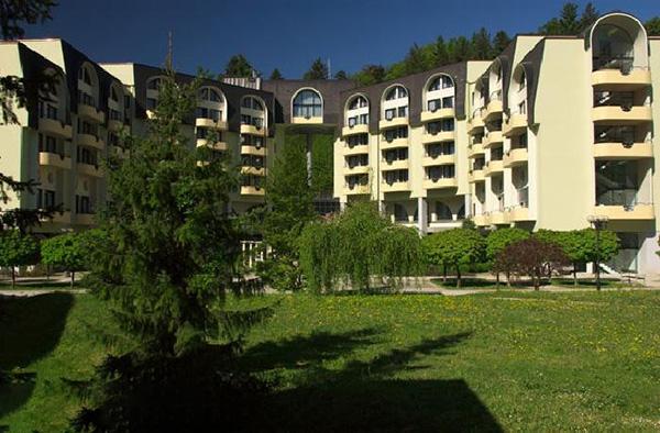 Словения, Рогашка Слатина («Гранд Отель Сава 4*», «Донат 4*»)