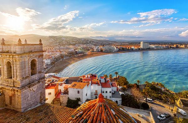 Испания-Барселона 2 ночи + отдых на море из Алматы